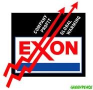 exxon greenwash